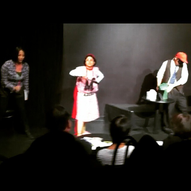 MamaSiHero - A-Squared Theatre Workshop (2012)